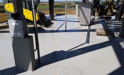 Acrylabs roof systems